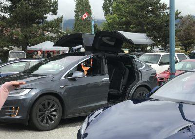 Sechelt Drive EV Event 2018